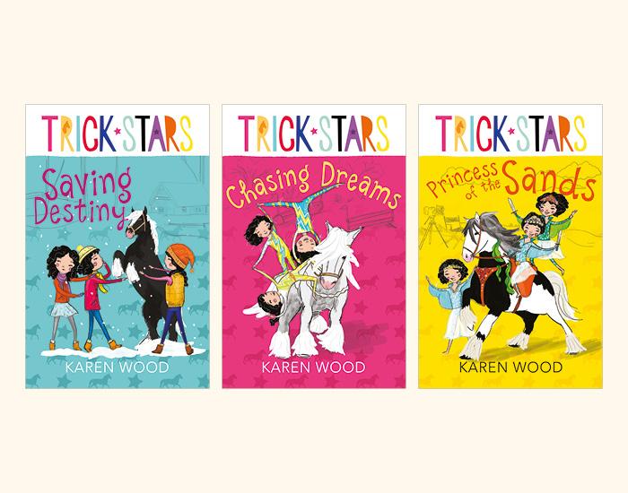 Trickstars Series