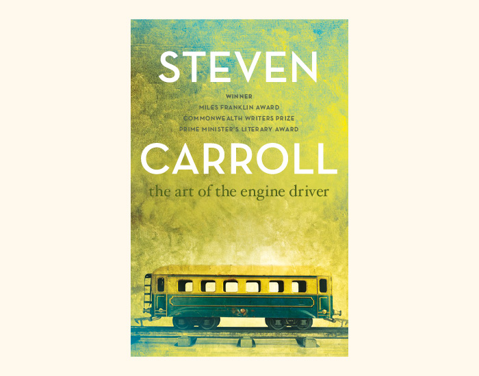 Steven Carroll Back List